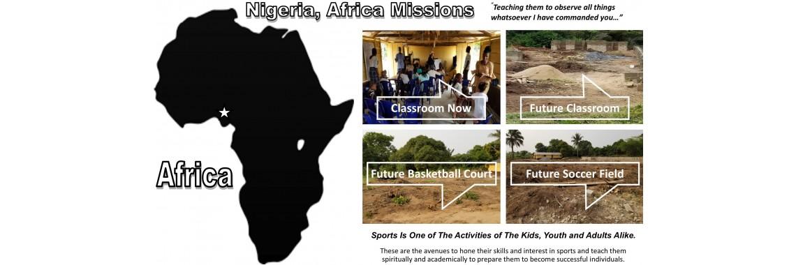 Nigeria, Africa Missions